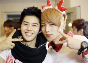 heechul and dongjun